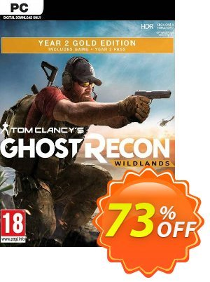 Tom Clancy's Ghost Recon Wildlands Gold Edition (Year 2) PC discount coupon Tom Clancy's Ghost Recon Wildlands Gold Edition (Year 2) PC Deal - Tom Clancy's Ghost Recon Wildlands Gold Edition (Year 2) PC Exclusive Easter Sale offer for iVoicesoft