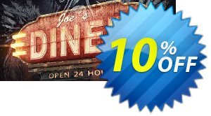 Joe's Diner PC discount coupon Joe's Diner PC Deal - Joe's Diner PC Exclusive Easter Sale offer for iVoicesoft