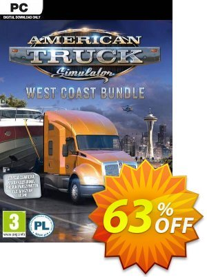 American Truck Simulator - West Coast Bundle PC Coupon discount American Truck Simulator - West Coast Bundle PC Deal. Promotion: American Truck Simulator - West Coast Bundle PC Exclusive Easter Sale offer for iVoicesoft