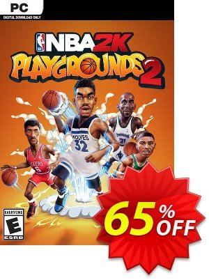 NBA 2K Playgrounds 2 PC discount coupon NBA 2K Playgrounds 2 PC Deal - NBA 2K Playgrounds 2 PC Exclusive Easter Sale offer for iVoicesoft