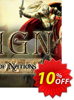 Reign Conflict of Nations PC discount coupon Reign Conflict of Nations PC Deal - Reign Conflict of Nations PC Exclusive Easter Sale offer for iVoicesoft