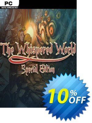 The Whispered World Special Edition PC 프로모션 코드 The Whispered World Special Edition PC Deal 프로모션: The Whispered World Special Edition PC Exclusive Easter Sale offer for iVoicesoft
