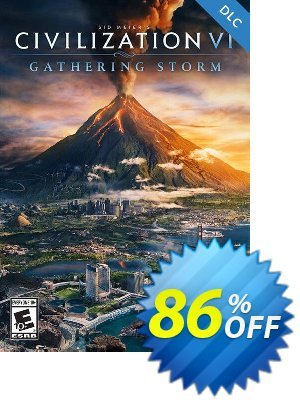 Sid Meiers Civilization VI 6 PC Gathering Storm DLC (Global) discount coupon Sid Meiers Civilization VI 6 PC Gathering Storm DLC (Global) Deal - Sid Meiers Civilization VI 6 PC Gathering Storm DLC (Global) Exclusive Easter Sale offer for iVoicesoft