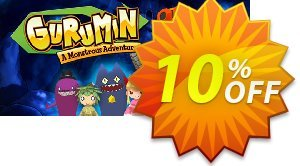 Gurumin A Monstrous Adventure PC 프로모션 코드 Gurumin A Monstrous Adventure PC Deal 프로모션: Gurumin A Monstrous Adventure PC Exclusive Easter Sale offer for iVoicesoft