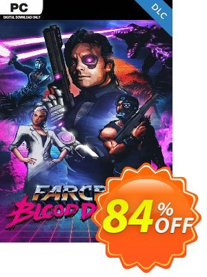Far Cry 3 - Blood Dragon DLC discount coupon Far Cry 3 - Blood Dragon DLC Deal - Far Cry 3 - Blood Dragon DLC Exclusive Easter Sale offer for iVoicesoft