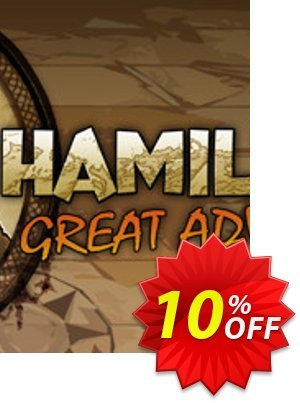 Hamilton's Great Adventure PC Coupon discount Hamilton's Great Adventure PC Deal. Promotion: Hamilton's Great Adventure PC Exclusive Easter Sale offer for iVoicesoft