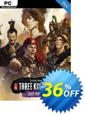 Total War: THREE KINGDOMS PC - Eight Princes DLC (EU) discount coupon Total War: THREE KINGDOMS PC - Eight Princes DLC (EU) Deal - Total War: THREE KINGDOMS PC - Eight Princes DLC (EU) Exclusive Easter Sale offer for iVoicesoft