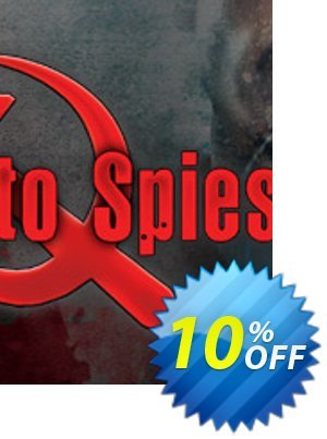 Death to Spies PC discount coupon Death to Spies PC Deal - Death to Spies PC Exclusive Easter Sale offer for iVoicesoft