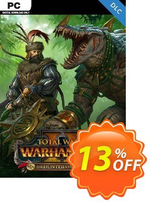Total War: WARHAMMER II 2 PC - The Hunter & The Beast DLC (EU) discount coupon Total War: WARHAMMER II 2 PC - The Hunter & The Beast DLC (EU) Deal - Total War: WARHAMMER II 2 PC - The Hunter & The Beast DLC (EU) Exclusive Easter Sale offer for iVoicesoft