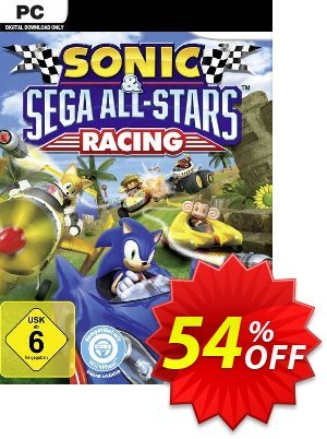 Sonic & SEGA All-Stars Racing PC discount coupon Sonic & SEGA All-Stars Racing PC Deal - Sonic & SEGA All-Stars Racing PC Exclusive Easter Sale offer for iVoicesoft