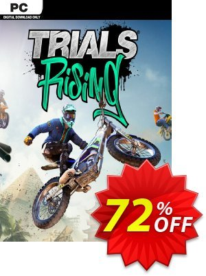 Trials Rising PC 프로모션 코드 Trials Rising PC Deal 프로모션: Trials Rising PC Exclusive Easter Sale offer for iVoicesoft