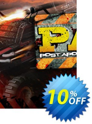 Post Apocalyptic Mayhem PC 프로모션 코드 Post Apocalyptic Mayhem PC Deal 프로모션: Post Apocalyptic Mayhem PC Exclusive Easter Sale offer for iVoicesoft