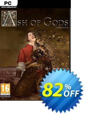 Ash of Gods: Redemption PC discount coupon Ash of Gods: Redemption PC Deal - Ash of Gods: Redemption PC Exclusive Easter Sale offer for iVoicesoft