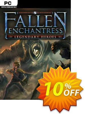 Fallen Enchantress Legendary Heroes PC discount coupon Fallen Enchantress Legendary Heroes PC Deal - Fallen Enchantress Legendary Heroes PC Exclusive Easter Sale offer for iVoicesoft