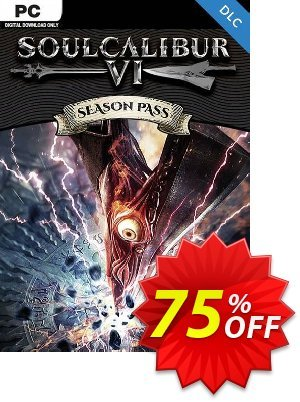 Soulcalibur VI 6 - Season Pass PC discount coupon Soulcalibur VI 6 - Season Pass PC Deal - Soulcalibur VI 6 - Season Pass PC Exclusive Easter Sale offer for iVoicesoft