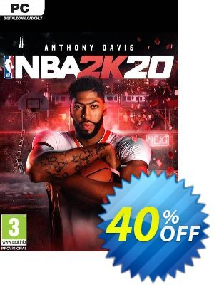 NBA 2K20 PC (US) 프로모션 코드 NBA 2K20 PC (US) Deal 프로모션: NBA 2K20 PC (US) Exclusive Easter Sale offer for iVoicesoft