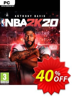 NBA 2K20 PC (US) discount coupon NBA 2K20 PC (US) Deal - NBA 2K20 PC (US) Exclusive Easter Sale offer for iVoicesoft