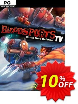 Bloodsports.TV PC Coupon, discount Bloodsports.TV PC Deal. Promotion: Bloodsports.TV PC Exclusive Easter Sale offer for iVoicesoft