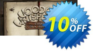 Voodoo Whisperer Curse of a Legend PC Coupon, discount Voodoo Whisperer Curse of a Legend PC Deal. Promotion: Voodoo Whisperer Curse of a Legend PC Exclusive Easter Sale offer for iVoicesoft