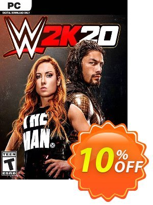 WWE 2K20 PC (WW) discount coupon WWE 2K20 PC (WW) Deal - WWE 2K20 PC (WW) Exclusive Easter Sale offer for iVoicesoft