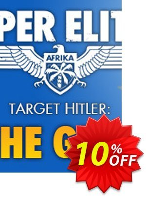 Sniper Elite 3 Target Hitler Hunt the Grey Wolf PC discount coupon Sniper Elite 3 Target Hitler Hunt the Grey Wolf PC Deal - Sniper Elite 3 Target Hitler Hunt the Grey Wolf PC Exclusive Easter Sale offer for iVoicesoft