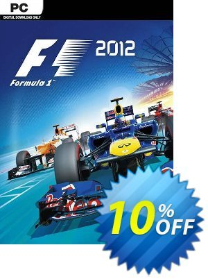 F1 2012 PC discount coupon F1 2012 PC Deal - F1 2012 PC Exclusive Easter Sale offer for iVoicesoft