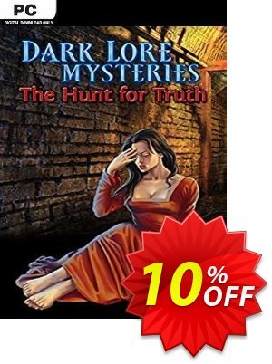 Dark Lore Mysteries The Hunt For Truth PC discount coupon Dark Lore Mysteries The Hunt For Truth PC Deal - Dark Lore Mysteries The Hunt For Truth PC Exclusive Easter Sale offer for iVoicesoft