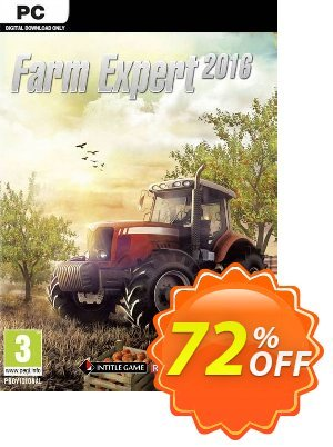 Farm Expert 2016 PC 優惠券,折扣碼 Farm Expert 2016 PC Deal,促銷代碼: Farm Expert 2016 PC Exclusive Easter Sale offer for iVoicesoft