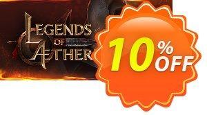 Legends of Aethereus PC 프로모션 코드 Legends of Aethereus PC Deal 프로모션: Legends of Aethereus PC Exclusive Easter Sale offer for iVoicesoft