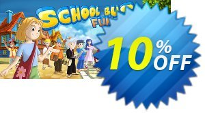 School Bus Fun PC 프로모션 코드 School Bus Fun PC Deal 프로모션: School Bus Fun PC Exclusive Easter Sale offer for iVoicesoft