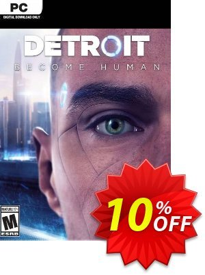 Detroit: Become Human PC 프로모션 코드 Detroit: Become Human PC Deal 프로모션: Detroit: Become Human PC Exclusive Easter Sale offer for iVoicesoft