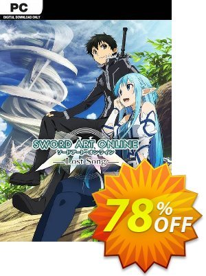 Sword Art Online: Lost Song PC discount coupon Sword Art Online: Lost Song PC Deal - Sword Art Online: Lost Song PC Exclusive Easter Sale offer for iVoicesoft