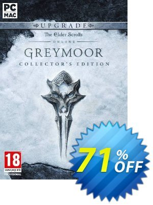 The Elder Scrolls Online - Greymoor Digital Collector's Edition Upgrade PC 프로모션 코드 The Elder Scrolls Online - Greymoor Digital Collector's Edition Upgrade PC Deal 프로모션: The Elder Scrolls Online - Greymoor Digital Collector's Edition Upgrade PC Exclusive Easter Sale offer for iVoicesoft