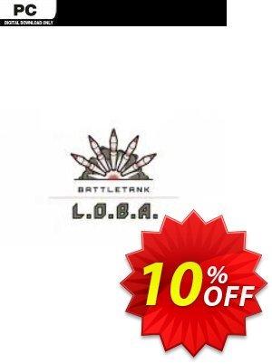 Battletank LOBA PC Coupon discount Battletank LOBA PC Deal. Promotion: Battletank LOBA PC Exclusive Easter Sale offer for iVoicesoft