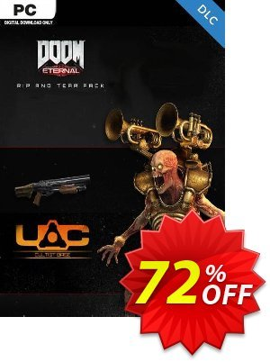 DOOM Eternal DLC (EMEA) 프로모션 코드 DOOM Eternal DLC (EMEA) Deal 프로모션: DOOM Eternal DLC (EMEA) Exclusive Easter Sale offer for iVoicesoft