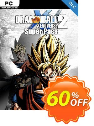 Dragon Ball Xenoverse 2 - Super Pass PC Coupon discount Dragon Ball Xenoverse 2 - Super Pass PC Deal. Promotion: Dragon Ball Xenoverse 2 - Super Pass PC Exclusive Easter Sale offer for iVoicesoft