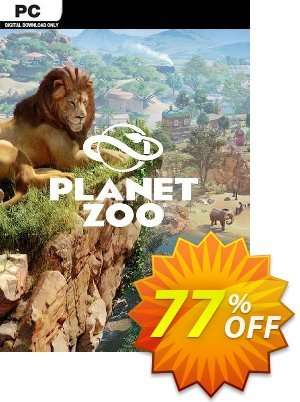 Planet Zoo PC discount coupon Planet Zoo PC Deal - Planet Zoo PC Exclusive Easter Sale offer for iVoicesoft