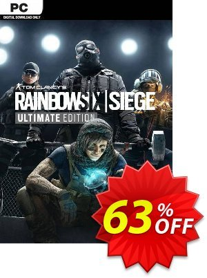 Tom Clancy's Rainbow Six Siege - Ultimate Edition PC discount coupon Tom Clancy's Rainbow Six Siege - Ultimate Edition PC Deal - Tom Clancy's Rainbow Six Siege - Ultimate Edition PC Exclusive Easter Sale offer for iVoicesoft