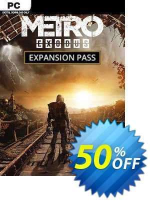 Metro Exodus - Expansion Pass PC discount coupon Metro Exodus - Expansion Pass PC Deal - Metro Exodus - Expansion Pass PC Exclusive Easter Sale offer for iVoicesoft