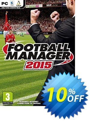 Football Manager 2015 PC/Mac discount coupon Football Manager 2015 PC/Mac Deal - Football Manager 2015 PC/Mac Exclusive offer for iVoicesoft