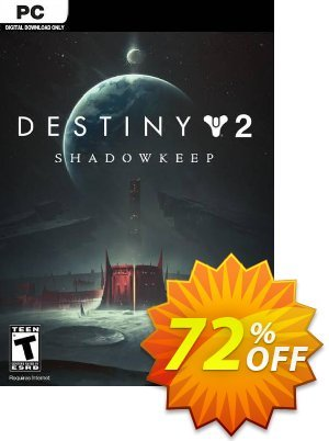 Destiny 2: Shadowkeep PC (EU) discount coupon Destiny 2: Shadowkeep PC (EU) Deal - Destiny 2: Shadowkeep PC (EU) Exclusive Easter Sale offer for iVoicesoft