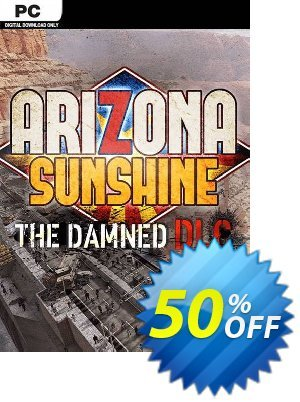 Arizona Sunshine PC - The Damned DLC 프로모션 코드 Arizona Sunshine PC - The Damned DLC Deal 프로모션: Arizona Sunshine PC - The Damned DLC Exclusive Easter Sale offer for iVoicesoft