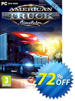 American Truck Simulator PC - New Mexico DLC discount coupon American Truck Simulator PC - New Mexico DLC Deal - American Truck Simulator PC - New Mexico DLC Exclusive Easter Sale offer for iVoicesoft