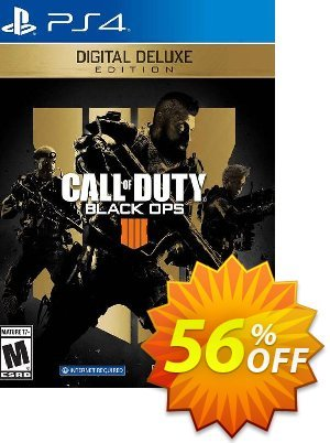 Call of Duty Black Ops 4 - Deluxe Edition PS4 (EU) discount coupon Call of Duty Black Ops 4 - Deluxe Edition PS4 (EU) Deal - Call of Duty Black Ops 4 - Deluxe Edition PS4 (EU) Exclusive Easter Sale offer for iVoicesoft
