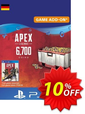 Apex Legends 6700 Coins PS4 (Germany) discount coupon Apex Legends 6700 Coins PS4 (Germany) Deal - Apex Legends 6700 Coins PS4 (Germany) Exclusive Easter Sale offer for iVoicesoft