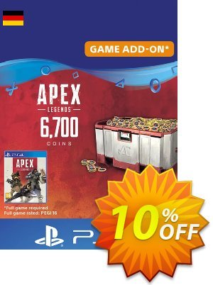 Apex Legends 6700 Coins PS4 (Germany) 프로모션 코드 Apex Legends 6700 Coins PS4 (Germany) Deal 프로모션: Apex Legends 6700 Coins PS4 (Germany) Exclusive Easter Sale offer for iVoicesoft