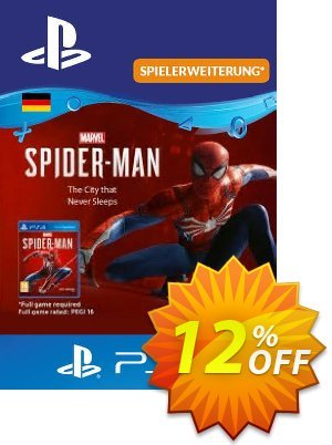 Marvels Spider-Man The City That Never Sleeps PS4 (Germany) 프로모션 코드 Marvels Spider-Man The City That Never Sleeps PS4 (Germany) Deal 프로모션: Marvels Spider-Man The City That Never Sleeps PS4 (Germany) Exclusive Easter Sale offer for iVoicesoft