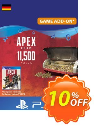 Apex Legends 11500 Coins PS4 (Germany) discount coupon Apex Legends 11500 Coins PS4 (Germany) Deal - Apex Legends 11500 Coins PS4 (Germany) Exclusive Easter Sale offer for iVoicesoft