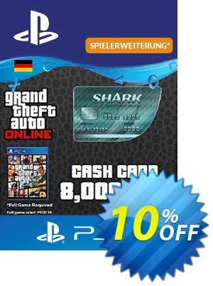 GTA Megalodon Shark Card PS4 (Germany) Coupon discount GTA Megalodon Shark Card PS4 (Germany) Deal. Promotion: GTA Megalodon Shark Card PS4 (Germany) Exclusive Easter Sale offer for iVoicesoft