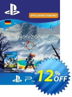 Horizon Zero Dawn Frozen Wild PS4 (Germany) discount coupon Horizon Zero Dawn Frozen Wild PS4 (Germany) Deal - Horizon Zero Dawn Frozen Wild PS4 (Germany) Exclusive Easter Sale offer for iVoicesoft